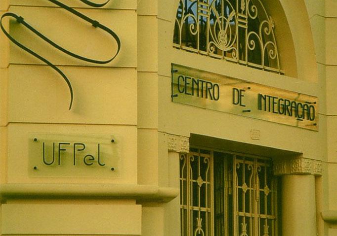 Instituto de Integração do Mercosul | Universität Pelotas | Sanierung + Interior Design