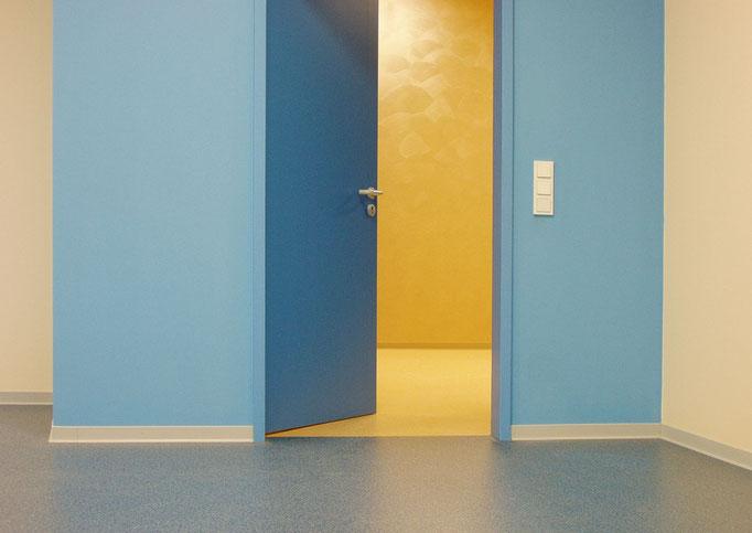 Gesamtschule Vellmar | Interior Design + Farb- und Materialkonzept | RSE Planungsgesellschaft mbH