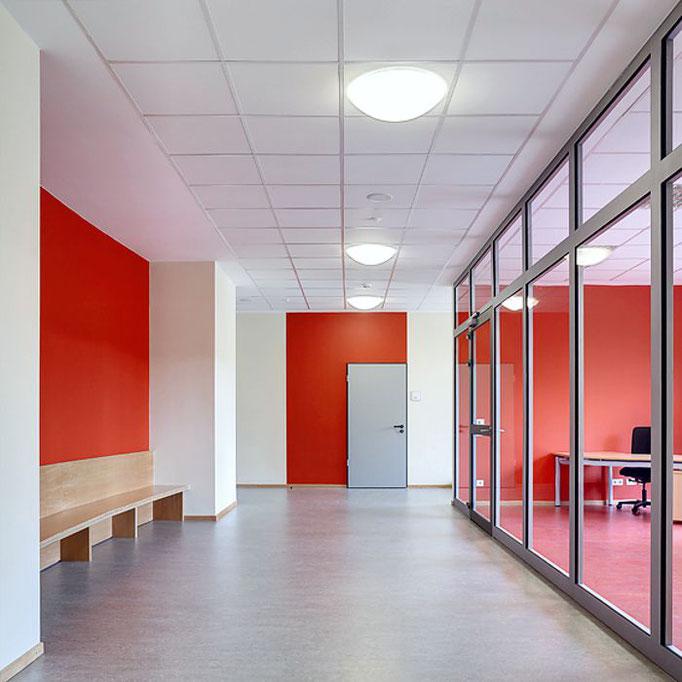 Marie-Durand-Schule | Bad Karlshafen | Interior Design + Farb- und Materialkonzept | RSE Planungsgesellschaft mbH