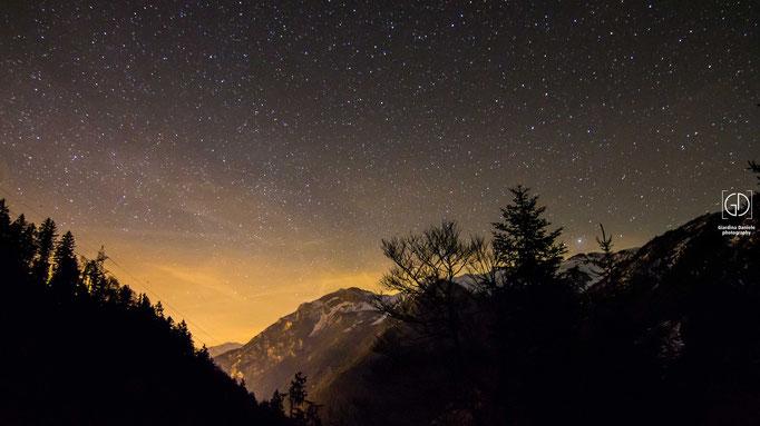 Oberhalb Schwanden Glarus