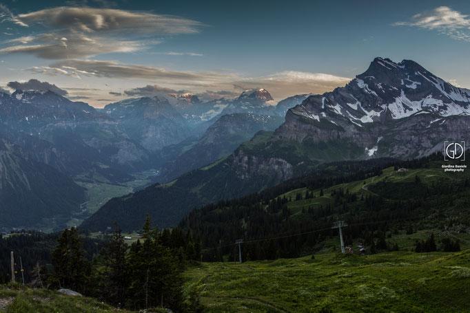 Panorama BRaunwald