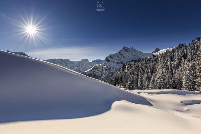 Winterzauber in Braunwald
