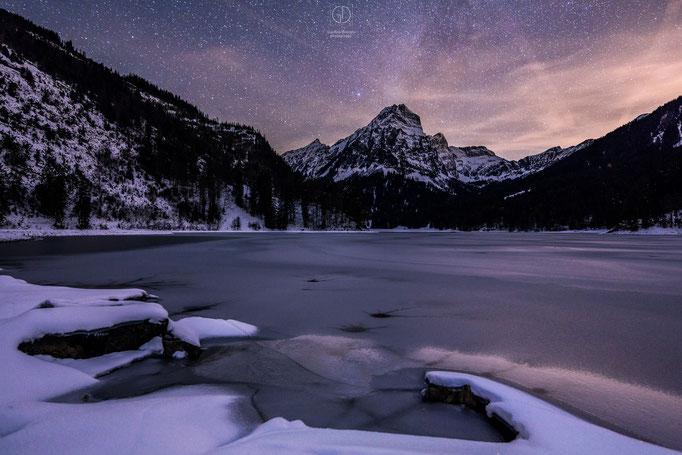 Eiszeit am Obersee