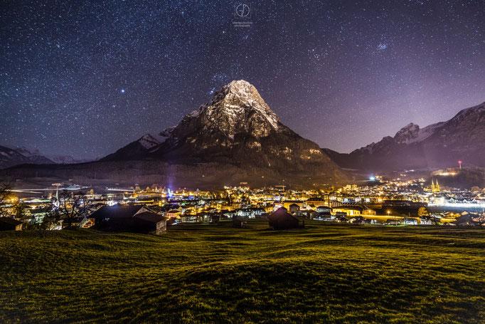 Glarus unter den Sternen