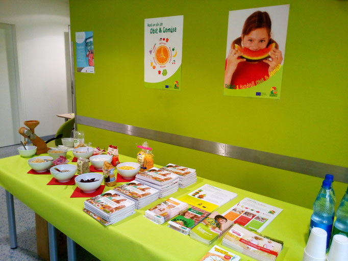Schulranzentag im Rehazentrum Hofheim