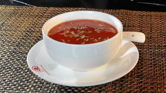 Traditionelle Peking-Suppe