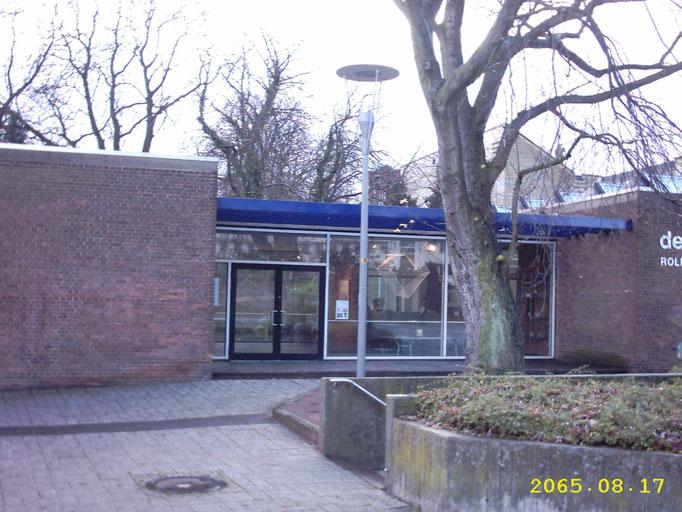 Fassade heute
