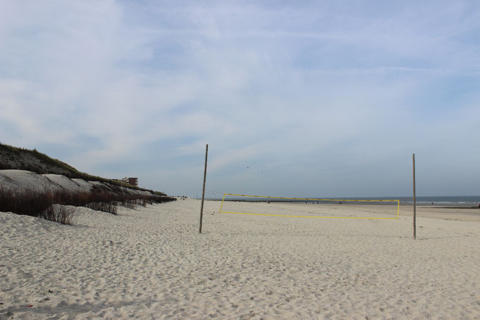 Strandspaziergang Ruhe