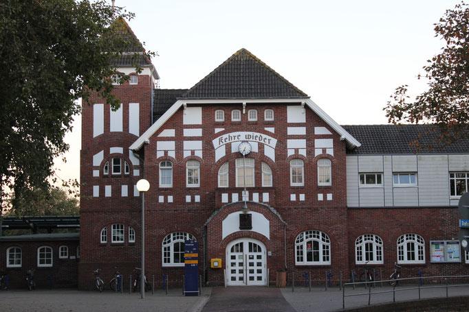 Inselbahnhof