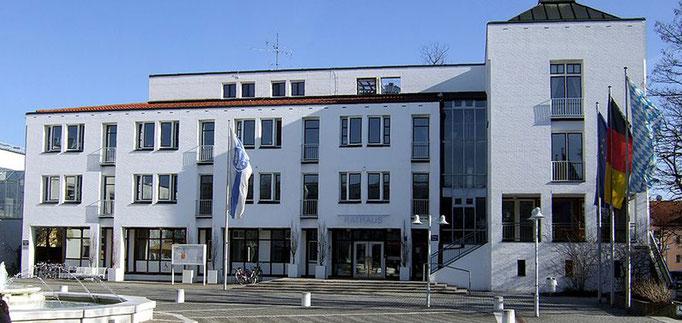 Groben Ingenieure – Referenzen: Rathaus, Gemeinde Ottobrunn