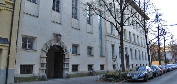 Groben Ingenieure – Referenzen: Ludwig-Maximilians-Universität, Frauenlobstraße, München