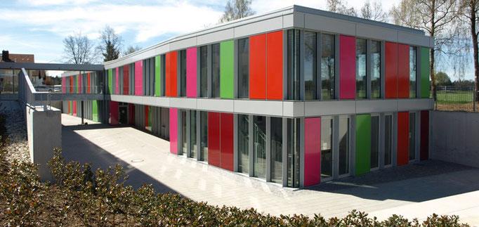 Groben Ingenieure – Referenzen: Erich-Kästner-Schule, Gemeinde Höhenkirchen-Siegertsbrunn