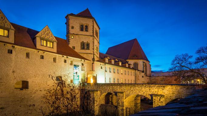 Moritzburg am Abend