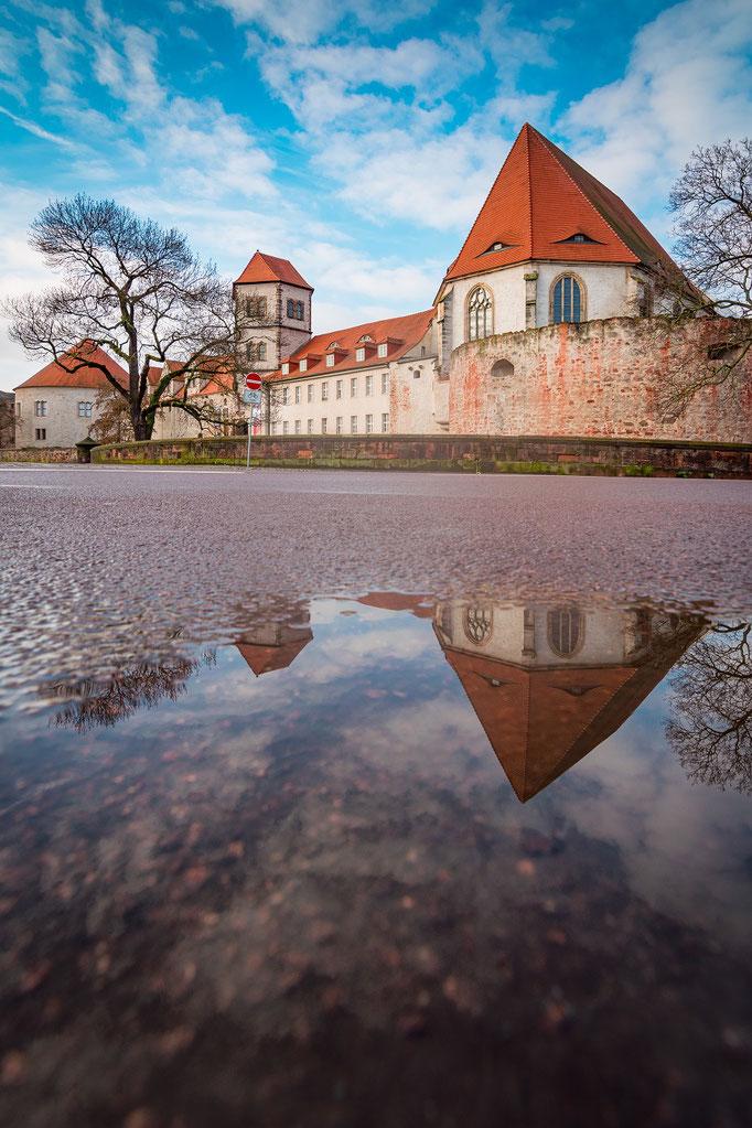 Moritzburg am Schlossberg
