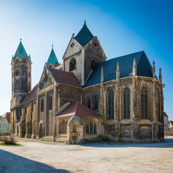 Marienkirche in Freyburg / Unstrut