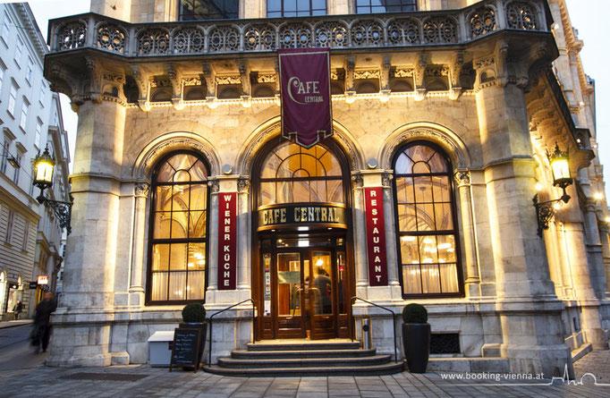 Cafè in Wien, ein Genuss, Vienna buchen, billige Hotels in Wien