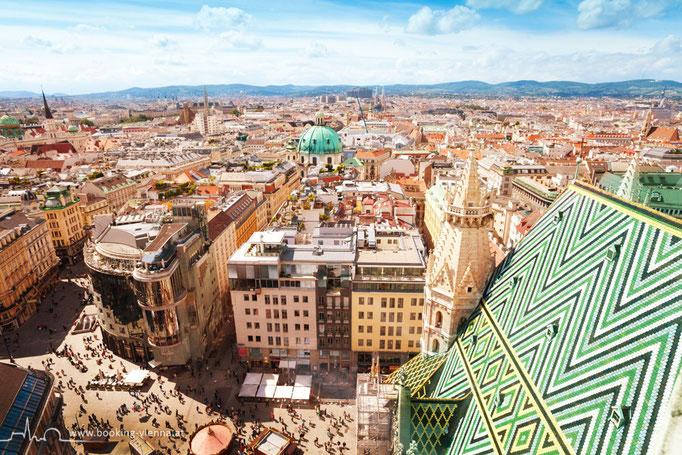 Stephansdom im Zentrum in Wien, booking Vienna, günstige Hotels in Wien, Hotel Vienna buchen