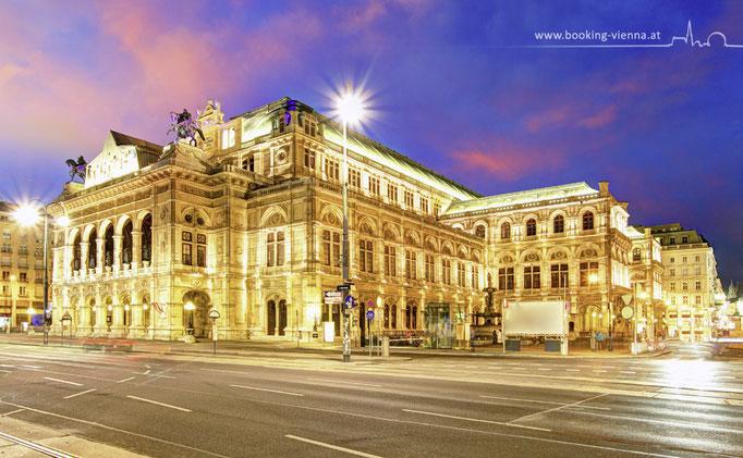 Staatsoper im Glanz, booking Vienna, Hotel Vienna buchen, Hotels in Wien