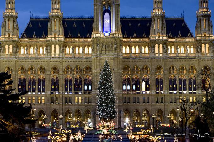 Weihnachten in Wien, booking Vienna, Hotel Vienna buchen, Hotels in Wien