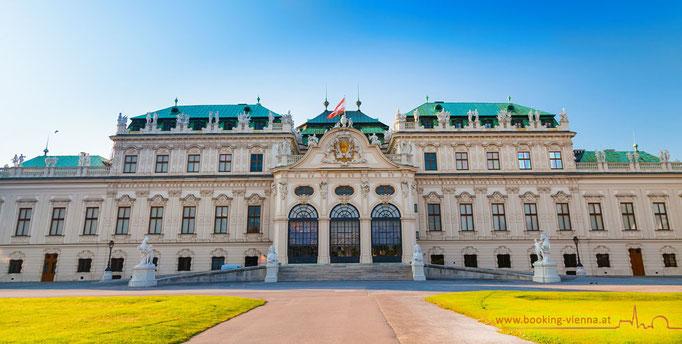 Wiens Sehenswürdigkeiten, Vienna buchen, günstige Hotels in Wien