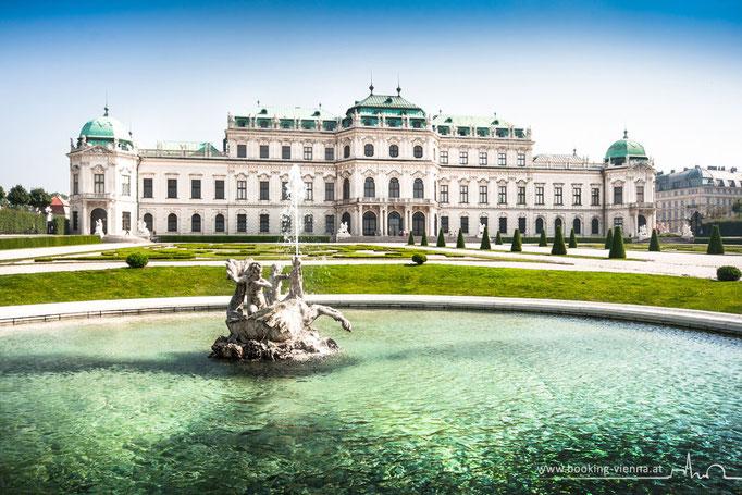 Wiens Sehenswürdigkeiten, günstige Hotels in Wien, Vienna buchen