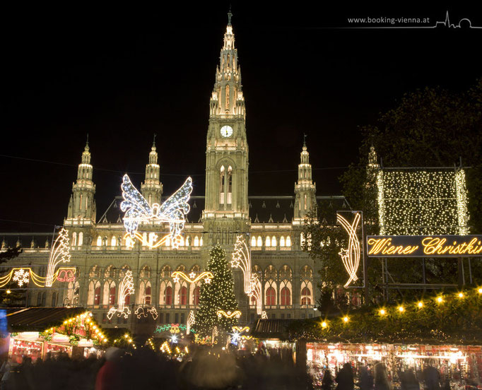 Adventzauber in Wien, Kinderprogramm, booking Vienna, Hotel Vienna buchen, Hotels in Wien
