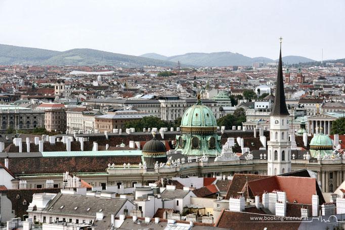 Historische Bauten in Wien, Hotels in Wien, booking Vienna, Hotel Vienna buchen
