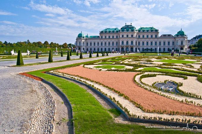 Wiens Sehenswürdigkeiten, Vienna buchen, billige Hotels in Wien