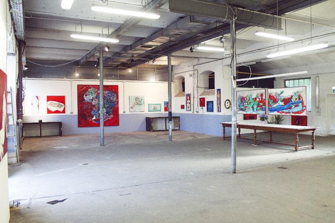 Ausstellung FREUNDE 2016