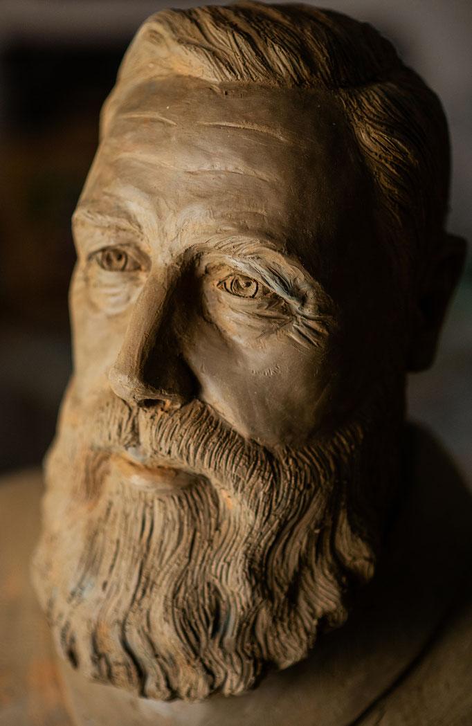 Ritratto di Padre Bernardino Giuseppe Bucci