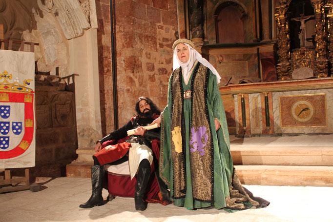 Visitas teatralizadas en Ayllón
