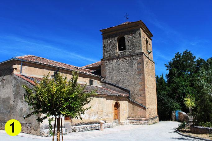 Iglesia de Castroserna de Arriba