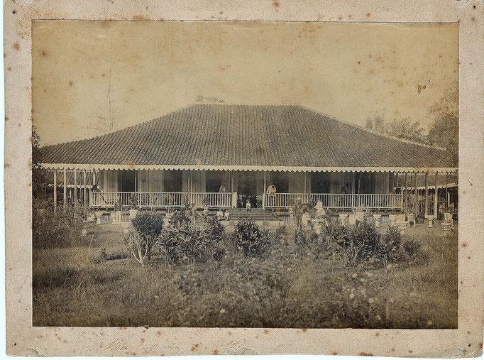 Banjarmasin residence 1894-1898