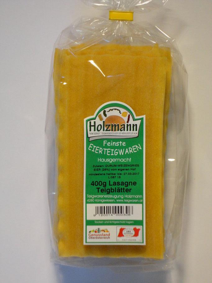 Lasagne - von allen geliebt!