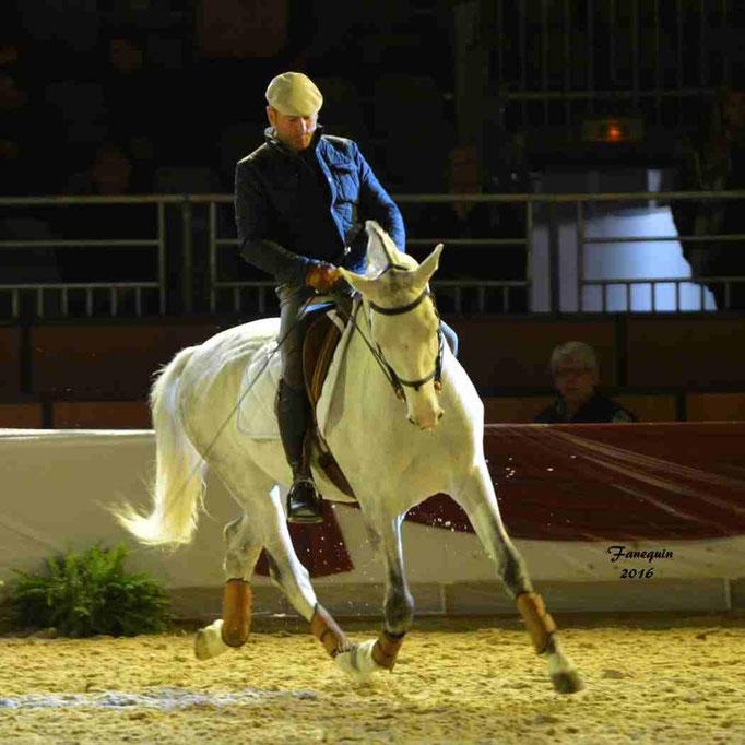 Cheval Passion 2016 - Présentation des LUSITANIENS - 066