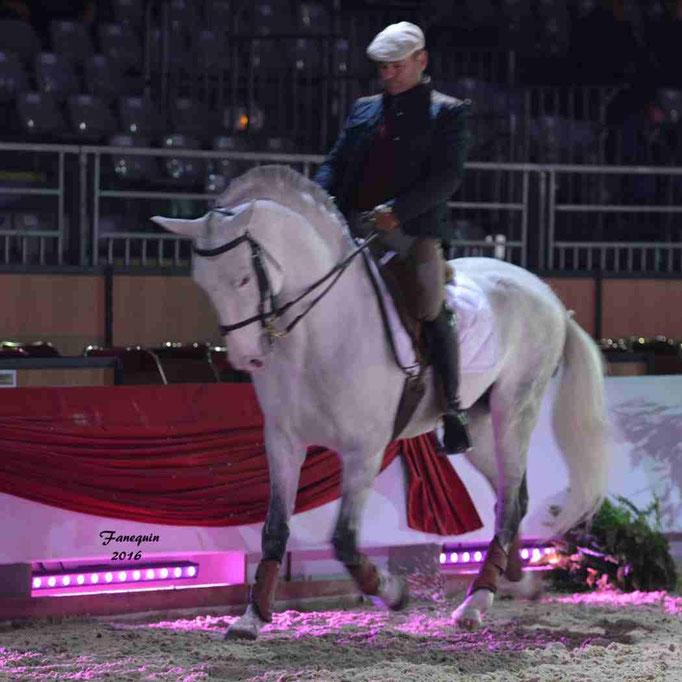 Cheval Passion 2016 - Présentation des LUSITANIENS - 023