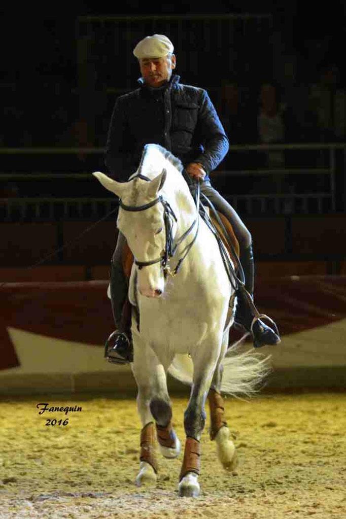 Cheval Passion 2016 - Présentation des LUSITANIENS - 067
