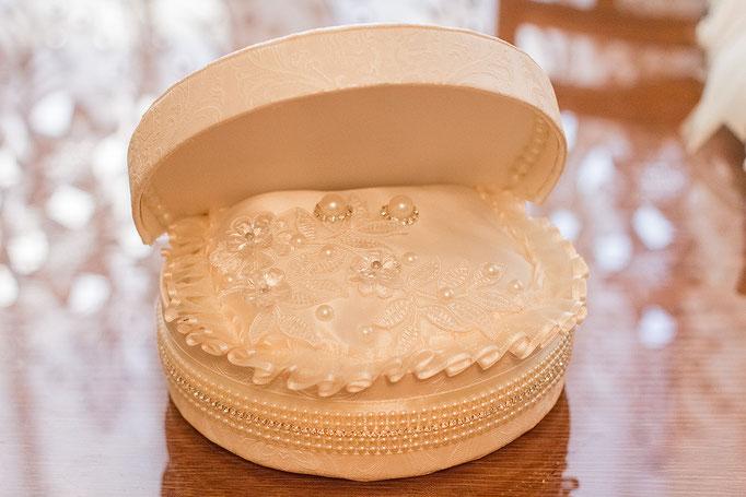 Подушечки для свадебных колец