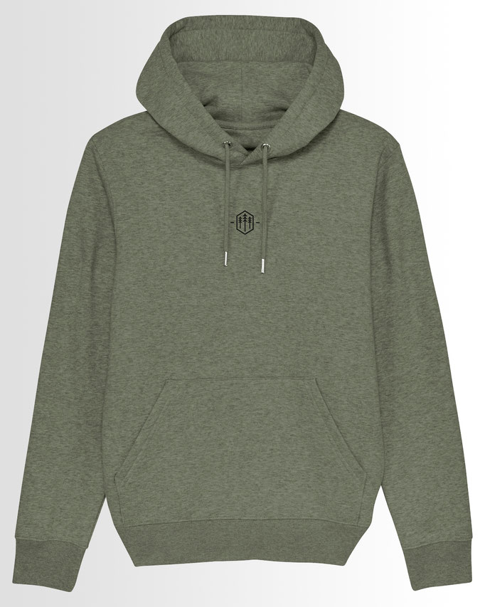 Black Forest Apparel Hoodie Trees