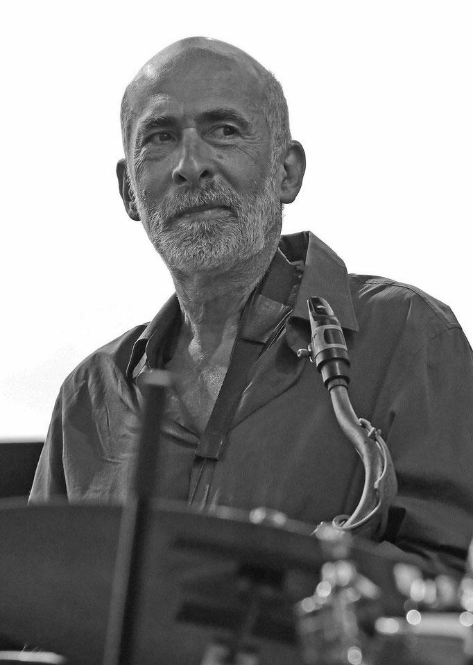 Lionel Belmondo. Photo © Jean-Paul Marti.