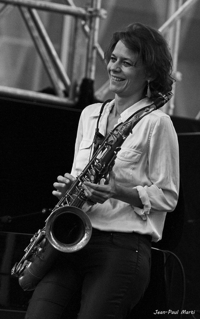Sophie Alour. Photo © Jean-Paul Marti.
