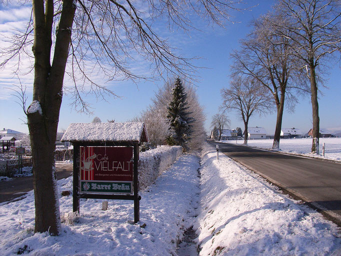 Winter auf dem Benkhöfen