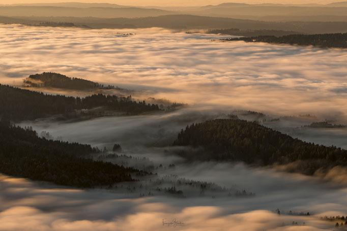 Nebelmeer Chasseral