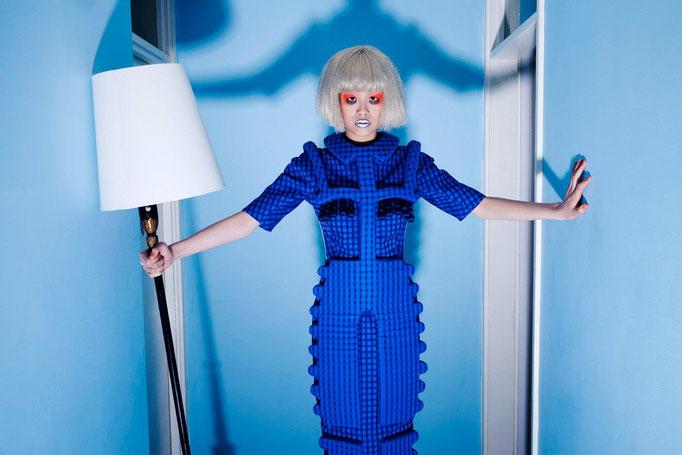 """sherwood lodge"" - photographer: andreas waldschuetz - creative director/styling: adia trischler -  makeup: anie lamm-siu"