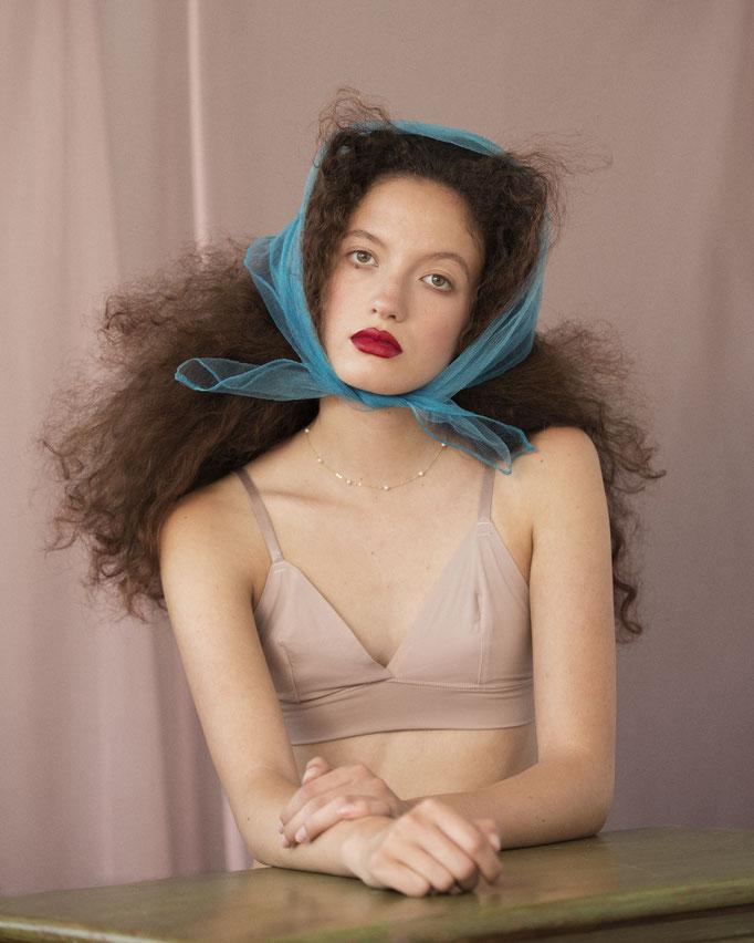 MC KENZIE - photographer: rebecca miller - stylist: emma pritchard - hairstylist: nastya miliaeva - makeup: anie lamm-siu - model: mckenzie goodenough @elitemodel