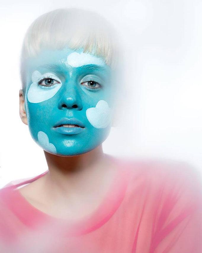 """sommerlaune"" - photographer: patricia weisskirchner - styling: mirza sprecakovic - makeup: anie lamm-siu - model: ksenia melnychuk"