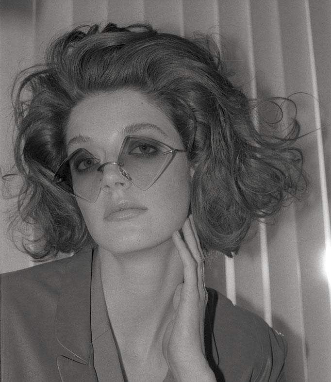 JOSEPHINE - photographer: max hoell - styling: julianna alabado - hair: nastya miliaeva - makeup: anime lamm-siu - model: josephine van delden