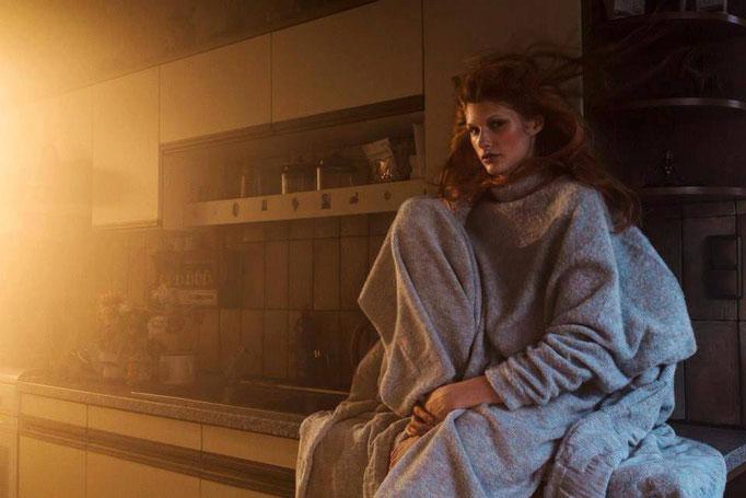 """strange pie"" for Jana Wieland - photographer: andreas waldschuetz - designer/styling: jana wieland - makeup: anie lamm-siu - model: mathilda @wienermodels"