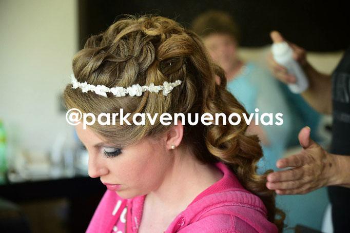 peinado estilo cascada by park avenue