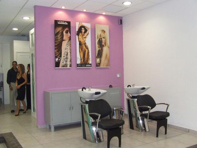 Park Avenue Salon Pabellón